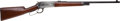 Long Guns:Lever Action, Winchester Model 1886 Lever Action Rifle....