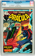 Bronze Age (1970-1979):Horror, Tomb of Dracula #20 (Marvel, 1974) CGC NM+ 9.6 White pages....