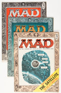 Magazines:Mad, Mad Magazine Group (EC, 1955-56).... (Total: 5 Comic Books)