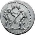 Ancients:Greek, Ancients: Aspendus. Ca. 330-280 BC. AR stater (25mm, 10.60 gm,11h). ...