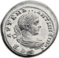 Ancients:Roman Provincial , Ancients: SYRIA. Antioch. Elagabalus (AD 218-222). BI tetradrachm(13.36 gm). ...