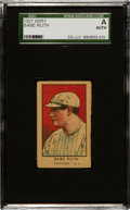 Baseball Cards:Singles (Pre-1930), 1921 W551 Babe Ruth SGC Authentic. ...