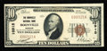 National Bank Notes:Missouri, Boonville, MO - $10 1929 Ty. 1 The Boonville NB Ch. # 10915. ...