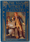 Books:Americana & American History, Edward Everett Hale. The Man Without a Country. New York: Platt & Peck, [1910]. Illustrated edition. Octavo. 109 pag...