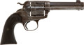 Handguns:Single Action Revolver, Colt Bisley Model Single-Action Revolver....