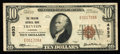 National Bank Notes:Missouri, Trenton, MO - $10 1929 Ty. 1 The Trenton NB Ch. # 4933. ...