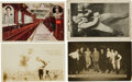 Boxing Cards:General, 1910's-30's Boxing Postcards & Photos Lot of 4....