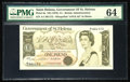 World Currency: , St. Helena Government of St. Helena £1 ND (1976) Pick 6a. ...