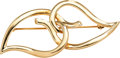 Estate Jewelry:Brooches - Pins, Gold Brooch, Tiffany & Co.. ...