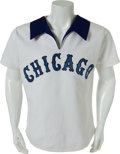 Baseball Collectibles:Uniforms, 1979 Milt May Game Worn Chicago White Sox Jersey....