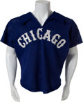 Baseball Collectibles:Uniforms, 1980 Alan Bannister Game Worn Chicago White Sox Uniform....