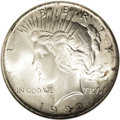 Peace Dollars: , 1922 $1 MS67 NGC. Although the 1922 is the most common date of theseries, any Superb Gem Pea...