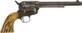 Handguns:Single Action Revolver, Colt Single Action Revolver with Unique Serial Number....
