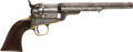 Handguns:Single Action Revolver, Colt Model 1851 Navy Mason-Richards Conversion Single Action Revolver....