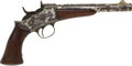 Handguns:Target / Single Shot Pistol, Model 1871 Army Remington Rolling Block Pistol....