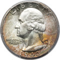 Washington Quarters, 1943 25C MS68 PCGS....