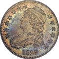 Bust Half Dollars, 1829 50C Small Letters MS65 NGC. CAC. O-112a, R.2....