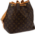 Luxury Accessories:Bags, Louis Vuitton Monogram Petit Noe Bag. ...