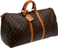 Luxury Accessories:Bags, Louis Vuitton Monogram Keepall 55 Bag. ...