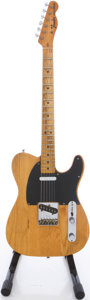 Musical Instruments:Electric Guitars, 1971 Fender Telecaster Refinished Solid Body Electric Guitar, #322130....
