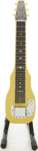 Musical Instruments:Lap Steel Guitars, Circa Early 1950's Fender Champion MOTS Lap Steel Guitar, #6867....