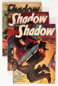 Pulps:Detective, Shadow (Street & Smith, 1937-43) Condition: Average GD....(Total: 18 Items)