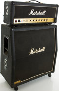 Musical Instruments:Amplifiers, PA, & Effects, Marshall JCM 800 Half Stack Guitar Amplifier, #03236P....