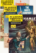 Golden Age (1938-1955):Classics Illustrated, Classics Illustrated Original Editions Group (Gilberton, 1950s-60s)Condition: Average FN-.... (Total: 36 Comic Books)