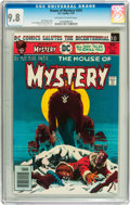 Bronze Age (1970-1979):Horror, House of Mystery #243 (DC, 1976) CGC NM/MT 9.8 Off-white to whitepages....