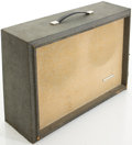 Musical Instruments:Amplifiers, PA, & Effects, 1960's Silvertone 1484 Guitar Speaker Cabinet....