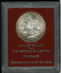Additional Certified Coins: , 1889-S $1 MS65 Paramount International (MS62). Ex: Redfield. Boldlystruck and highly lustrou...