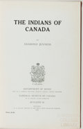 Books:World History, Diamond Jenness. The Indians of Canada. Ottawa: Department of Mines/National Museum of Canada, 1932. Presumed first ...