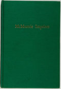 Books:Reference & Bibliography, Douglas McMurtrie [subject]. Charles F. Heartman. McMurtrieImprints: A Bibliography of Separately Printed Writings by D...