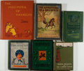 Books:Children's Books, [Children's Books]. Lot of 6 Children's Books, including: [KateGreenaway, illustrator]. Robert Browning. The Pied P... (Total:6 Items)