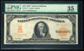 Large Size:Gold Certificates, Fr. 1171 $10 1907 Gold Certificate PMG Choice Very Fine 35.. ...