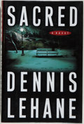 Books:Mystery & Detective Fiction, Dennis Lehane. SIGNED. Sacred. New York: Morrow, [1997].First edition. Signed by the author on the title-page. ...