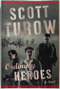 Books:Mystery & Detective Fiction, Scott Turow. SIGNED. Ordinary Heroes. New York: FarrarStraus Giroux, [2005]. First edition. Signed by the author ...