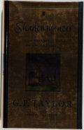 Books:Horror & Supernatural, G. P. Taylor. SIGNED. Shadowmancer. London: Faber and Faber,[2003]. Special first edition, with the previously un...