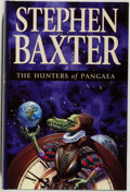 Books:Science Fiction & Fantasy, [Jerry Weist]. Stephen Baxter. SIGNED/LIMITED. The Hunters of Pangaea. NESFA Press, [2004]. First edition one of 1...