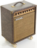 Musical Instruments:Amplifiers, PA, & Effects, Acoustic G60-112 Brown Guitar Amplifier, #G60-11204634....