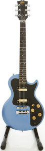 Musical Instruments:Electric Guitars, Circa 1981 Gibson Sonex-180 Deluxe Refinished Solid Body ElectricGuitar....