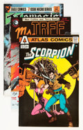 Modern Age (1980-Present):Miscellaneous, Comic Books - Assorted Modern Age Comics Box Lot (Various Publishers, 1980s-'90s) Condition: Average VF/NM....