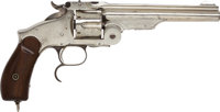 Smith & Wesson Russian Third Model Single Action Revolver