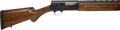 Shotgun:Semiautomatic, Boxed 12 Gauge Browning A-5 Magnum Twelve Semiautomatic Shotgun.. ... (Total: 3 Items)