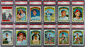 Baseball Cards:Lots, 1972 Topps Baseball PSA Gem MT 10 Collection (12). ...