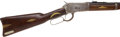 Long Guns:Lever Action, Composite Winchester Model 92 Saddle Ring Carbine....