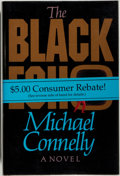 Books:Fiction, Michael Connelly. SIGNED. The Black Echo. Boston: Little,Brown and Company, 1992. First edition, first printing...
