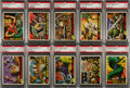 "Non-Sport Cards:Sets, 1962 Topps ""Mars Attacks"" High Grade Collection (81) With Near Set(52/55). ..."