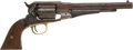 "Handguns:Muzzle loading, U.S. Model 1861 Remington ""New Model"" Army Percussion Revolver...."
