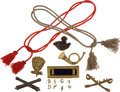 Miscellaneous, Lot of Assorted Civil War Insignia.... (Total: 11 )